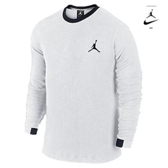 7d5891c88f5 Jordan Shirts | Mens All Day 20 Thermal Long Sleeve Tee | Poshmark